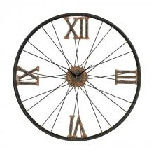 Sterling Industries 129-1088 - Iron Wall Clock
