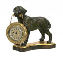 Sterling Industries 91-1647 - Labrador Retriever Desk Clock