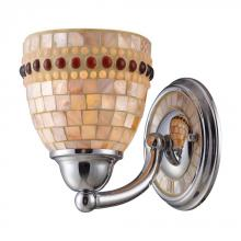 ELK Lighting 15000/1 - Roxana 1-light Sconce In Polished Chrome