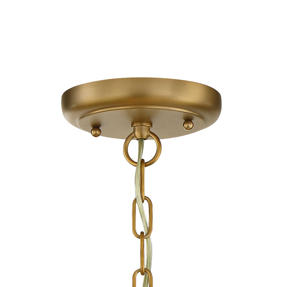 Calypso 3 Light Vibrant Gold Mini Chandelier 130 Vg Denney Lighting Design